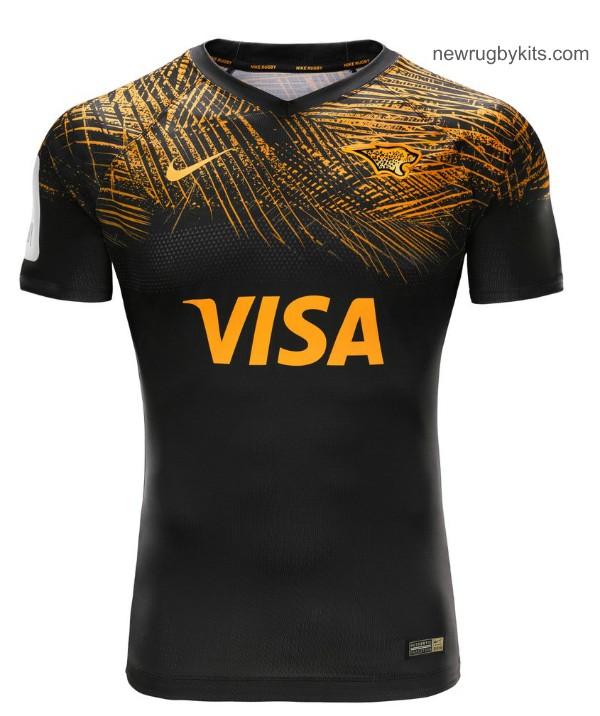 0736b5490bf New Jaguares Rugby Jersey 2019- Nike Argentina Super Rugby Home ...