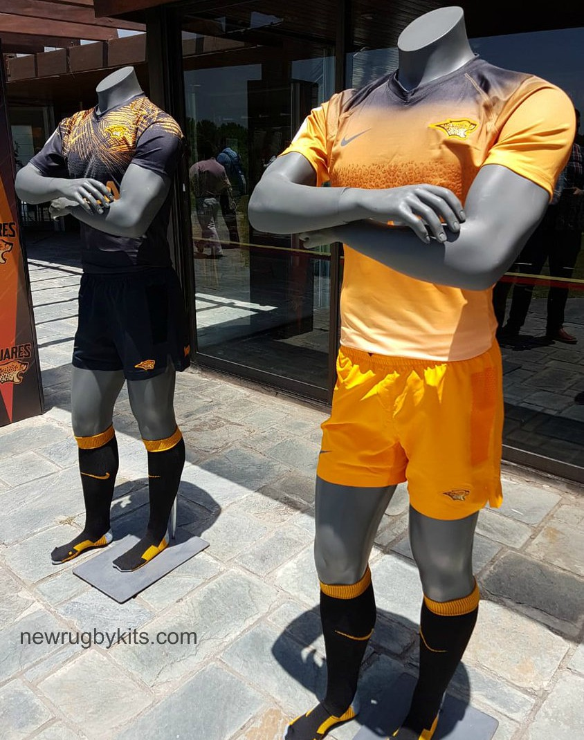 New Jaguares Rugby Kit 2019