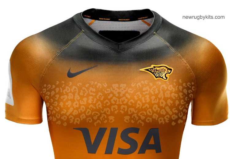 Orange Jaguares Away Shirt 2019