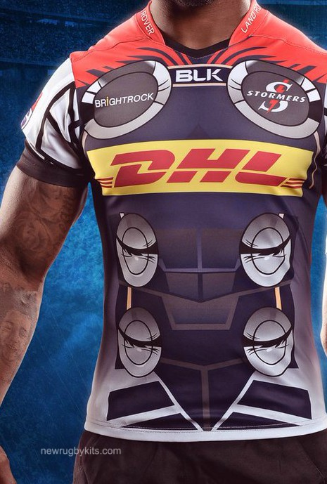 New Stormers Thor Jersey 2019