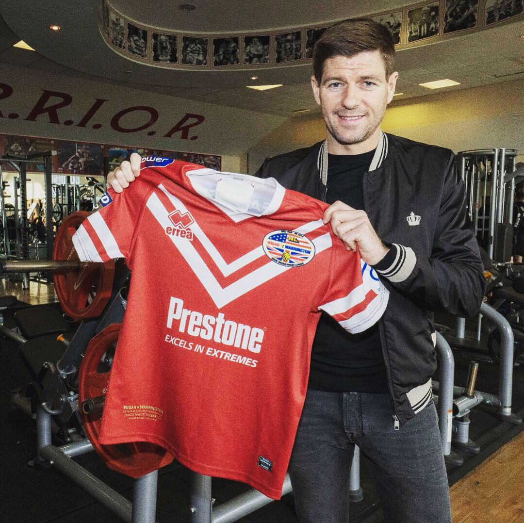 Wigan Warriors Magic Weekend Shirt 2019 Gerrard