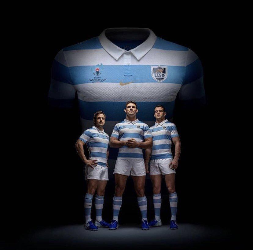 New Los Pumas RWC Jersey 2019
