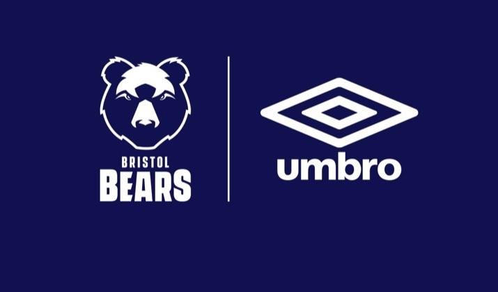 Bristol Bears Umbro Shirt Deal 2020