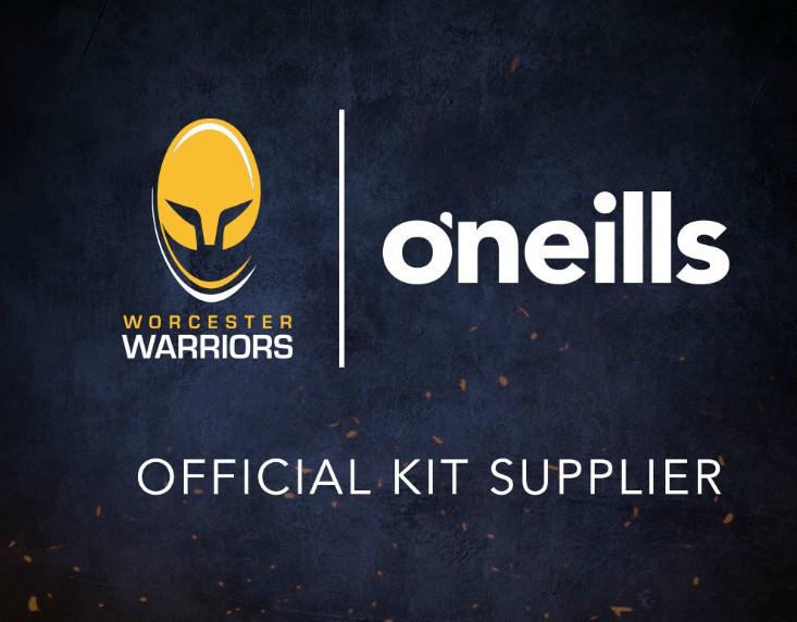 Worcester Warriors O'Neills Shirt Deal 2020